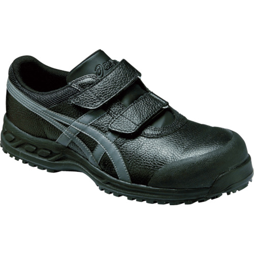 アシックス 安全靴 ウィンジョブ70S ブラックXガンメタリック 25.0cm FFR70S.9075-25.0