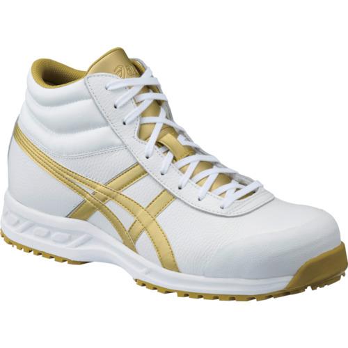 ASICS(アシックス) ウィンジョブ 71S ホワイト×ゴールド 30.0cm FFR71S.0194-30.0