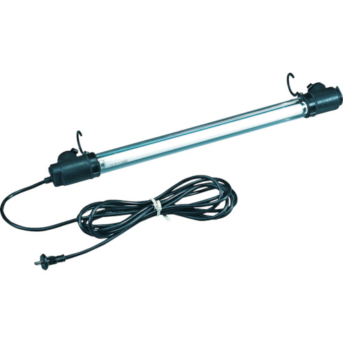 ハタヤリミテッド 連結式20W蛍光灯フローレンライト 10m電線付 FFW-10