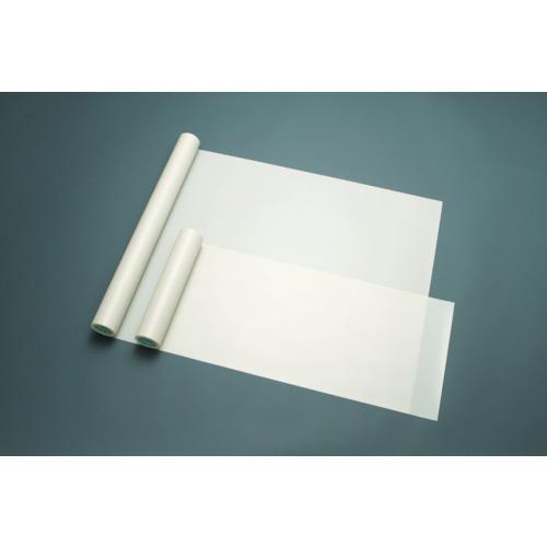 チューコーフロー(中興化成工業) フッ素樹脂 ガラスクロスシート(非粘着) 0.095tX600wX10m FGF-400-4-600W