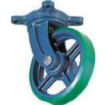 京町産業車輌 鋳物キャスター(ウレタン車輪) 150mm FJ-150