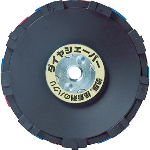 ナニワ研磨工業 ダイヤシェーバー 塗膜はがし 黒 FN-9233