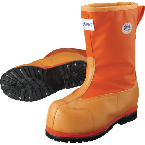 アシックス 作業用防寒靴 W-DX-II オレンジ 27.5cm FPB001.09-27.5