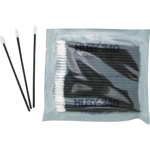 HUBY フラットスワイプ 先端平型0.5X3.8mm 導電プラ軸 5000本入 FS-010MB