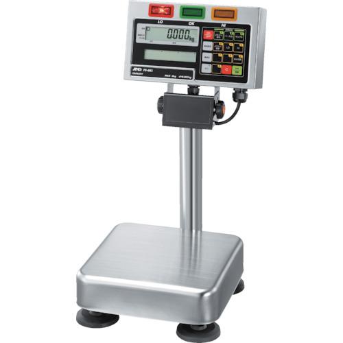 【直送】【代引不可】A&D(エー・アンド・ディ) 防塵防水デジタル台はかり チェックスケール 6kg FS6KI