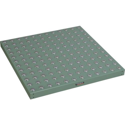 【直送】【代引不可】TRUSCO(トラスコ) フリーテーブル 900X900 P75 玉数144ヶ FT-90-75