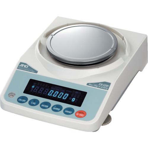 A&D(エー・アンド・ディ) 汎用電子天びんB5サイズ0.001g/122g FX120I