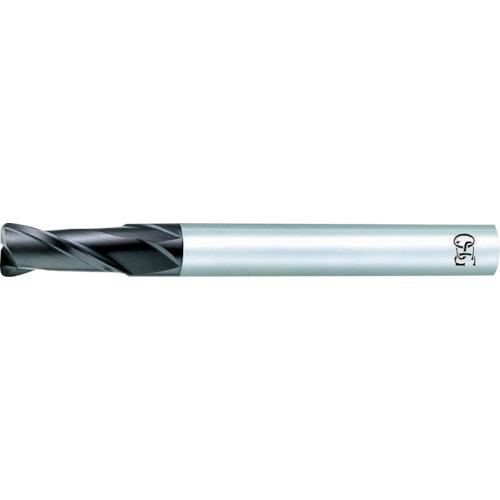 OSG(オーエスジー) 超硬エンドミル FX 2刃コーナRショート 6XR1 FX-CR-MG-EDS-6XR1