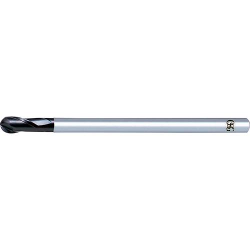 OSG(オーエスジー) 超硬エンドミル FX2刃ボール(スリムシャンク)R5X150X18X9 FX-SS-EBD-R5X10