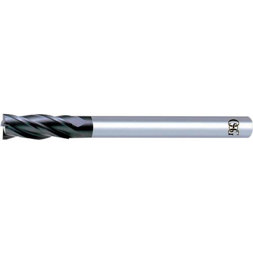 OSG(オーエスジー) 超硬エンドミル FX4刃ショートスリムシャンク 8.0mm FX-SS-EMS-8X100X20X7