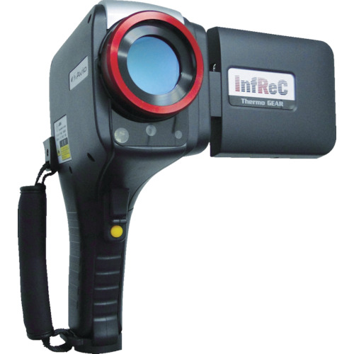 Avio(日本アビオニクス) 赤外線サーモグラフィカメラ インフレック ガングリップタイプ G100EX