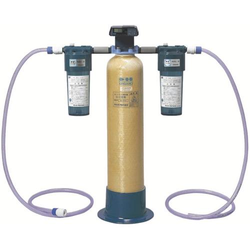 【直送】【代引不可】ORGANO(オルガノ) カートリッジ純水器標準セット 電気伝導率計・前後フィルター付 G-10DSTSET