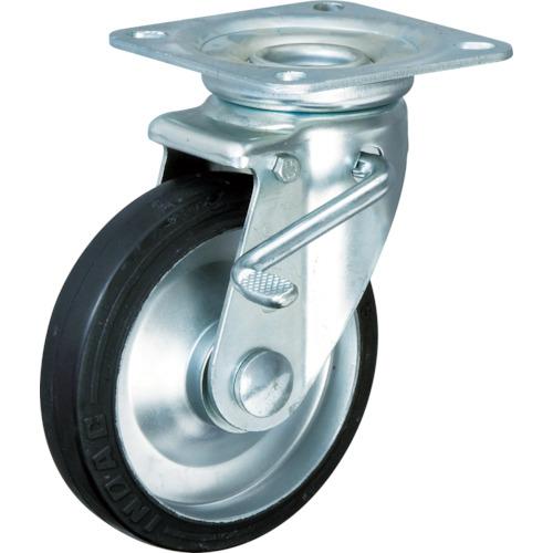 イノアック車輪 プレス製ゴムキャスター φ250 G-250WJS