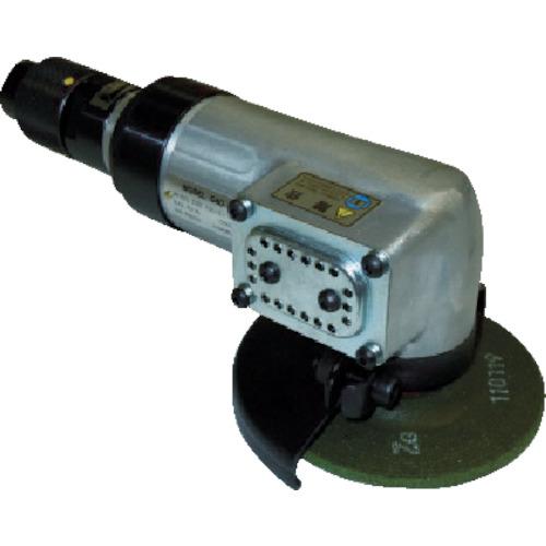 ヨコタ工業 消音型エアディスクグラインダー G40