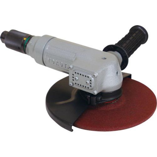 ヨコタ工業 消音型エアディスクグラインダー G70-SA