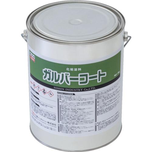 NIS(日新インダストリー) 亜鉛メッキ補修化粧塗料 ガルバーコート 3Kg GA004