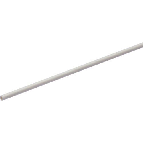 光モール ホワイト丸パイプ φ5 200本 1665
