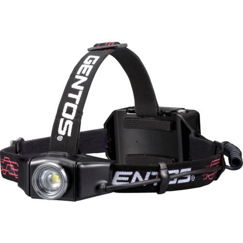 GENTOS(ジェントス) Gシリーズ ヘッドライト GH-003RG