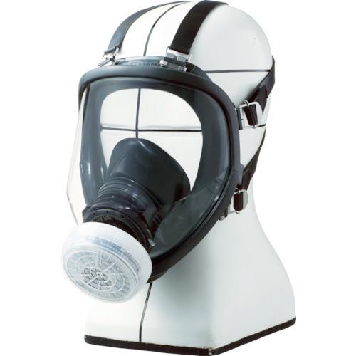 シゲマツ(重松製作所) 直結式小型全面形防毒マスク GM166