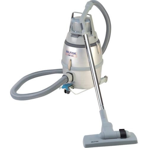 【直送】【代引不可】ニルフィスク クリーンルーム用掃除機 HEPAフィルター 乾式 ノンマーキング仕様 GM80P-HEPA