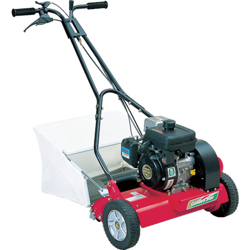 【直送】【代引不可】GS(キンボシ) エンジン芝刈機 ニューパワーモアー ハイアンドロー GNP-4000HL