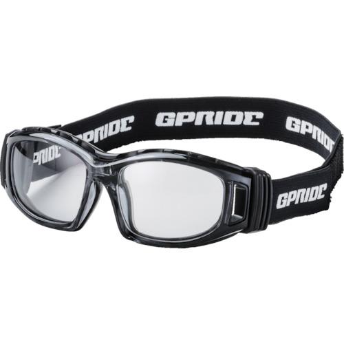 EYE-GLOVE 二眼型安全ゴーグル グレー+度付レンズセット(マルチコート) GP-98-GR-M