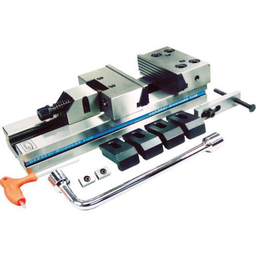 【直送】【代引不可】ジェラルディ 精密モジュラーマシンバイス 200mm GR3X200