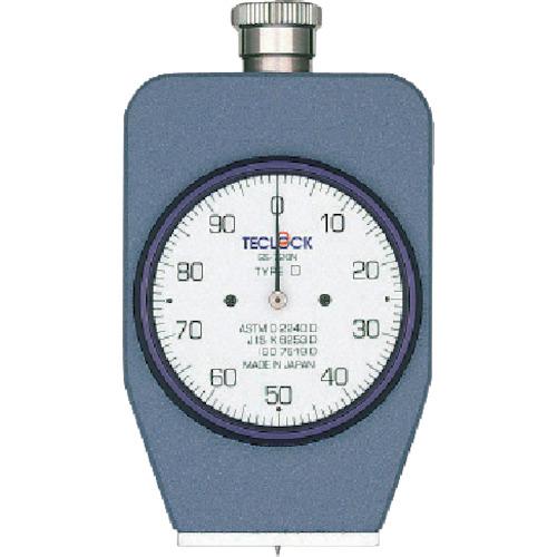 テクロック ゴム・プラスチック硬度計 GS-720N