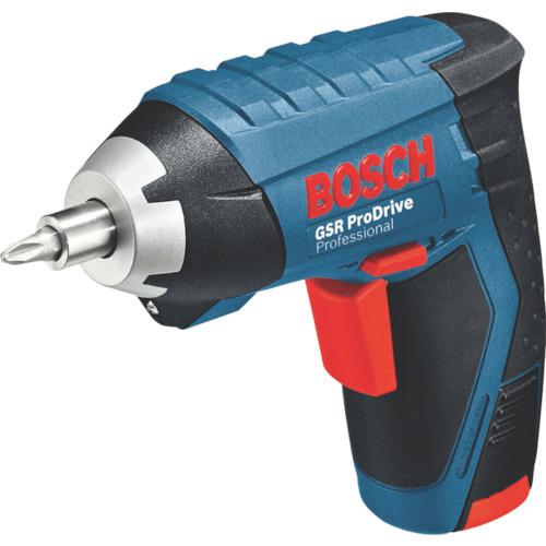 BOSCH(ボッシュ) バッテリードライバー 3.6V GSRPRODRIVE