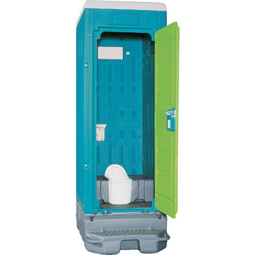【直送】【代引不可】日野興業 簡易水洗移動式トイレ GX-ACP-PLUS