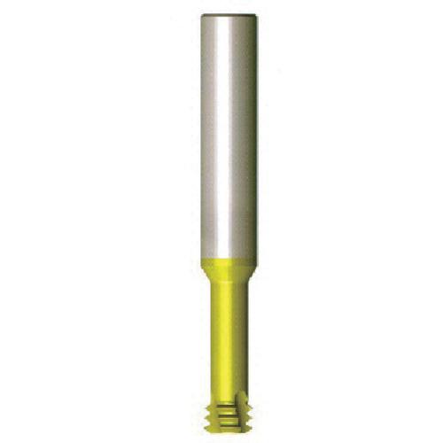 NOGA(ノガ) 超硬ソリッドハードカット M2.5X0.45 H0602C5 0.45ISO