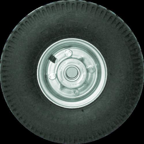 ヨドノ ノーパンク発泡ゴムタイヤ 291mm HAL350-5-4P