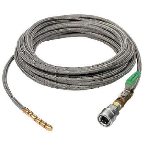 アサダ SUS洗管ホース 16/200G・13/100GS用 10m 1TC HD06008