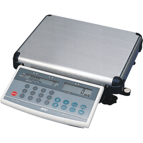 A&D(エー・アンド・デイ) カウンティングスケール 30kg HD-30KB