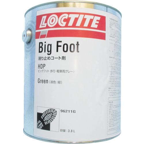 ロックタイト(ヘンケル) 床滑り止めコート剤 ビッグフットHDP 灰 3.8LT HDPGRAY-3.8LT