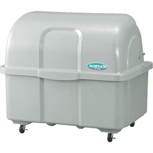 【直送】【代引不可】カイスイマレン ゴミ箱 ジャンボペール 800L アイボリー キャスター付 HG800C, 養父市:b81f423d --- seoreseller.jp