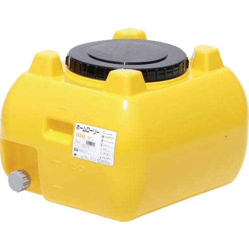 【直送】【代引不可】スイコー ホームローリータンク100 レモン HLT-100