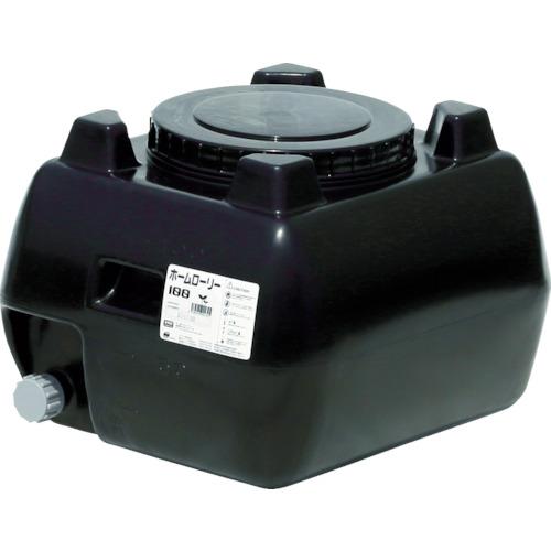 【直送】【代引不可】スイコー ホームローリータンク100 黒 HLT-100(BK)