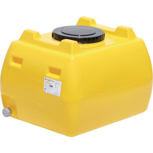 【直送】【代引不可】スイコー ホームローリータンク 300L レモン HLT-300