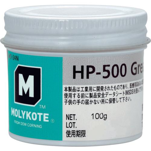 モリコート(東レ・ダウコーニング) フッ素・超高性能 HP-500グリース 100g HP-500-01