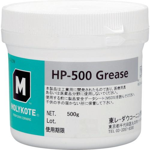 モリコート(東レ・ダウコーニング) フッ素・超高性能 HP-500グリース 500g HP-500-05