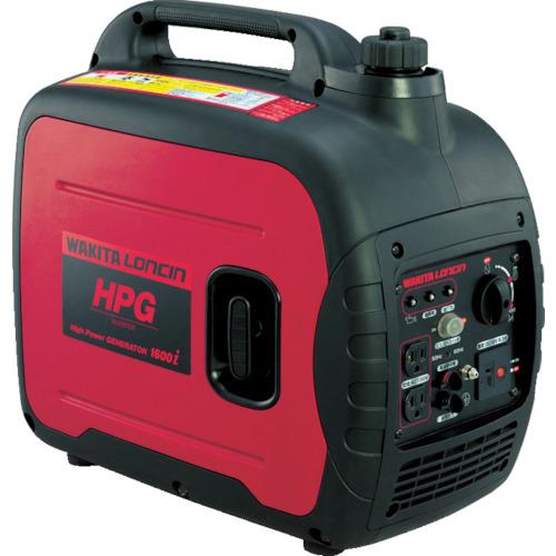 MEIHO(ワキタ) エンジン発電機 HPG-1600I2 HPG1600I2