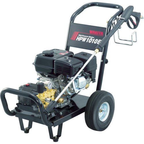 【直送】【代引不可】MEIHO(ワキタ) 高圧洗浄機エンジンタイプ HPW1010E