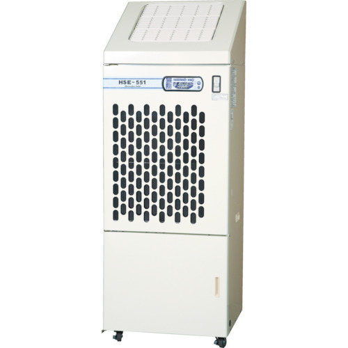 【直送】【代引不可】静岡製機 気化式加湿機 HSE551