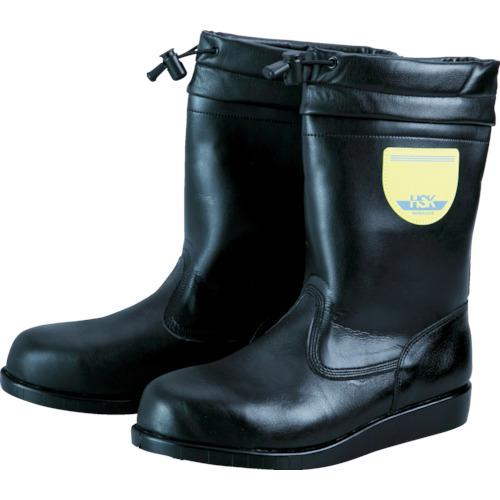 ノサックス アスファルト舗装用作業靴 HSK208フード付 25.5cm HSK208-F-255