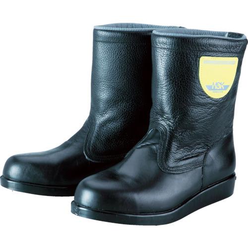 ノサックス アスファルト舗装用安全靴 HSK208J1 25.5cm HSK208-J1-255