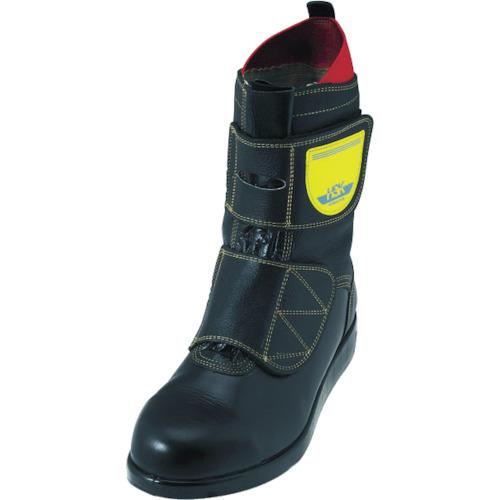 ノサックス アスファルト舗装用安全靴 アスファルト舗装用作業靴 HSKマジックJ1 25.5cm HSK-M-J1-255