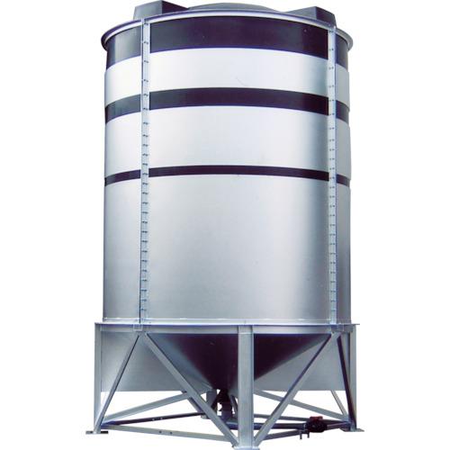 【直送】【代引不可】スイコー HT型密閉丸型完全液出しタンク 20000L HT-20000