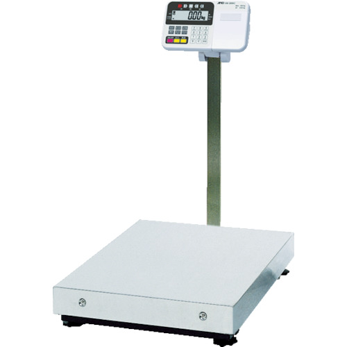 【直送】【代引不可】A&D(エー・アンド・デイ) 大型デジタル台はかり 600kg HV600KC