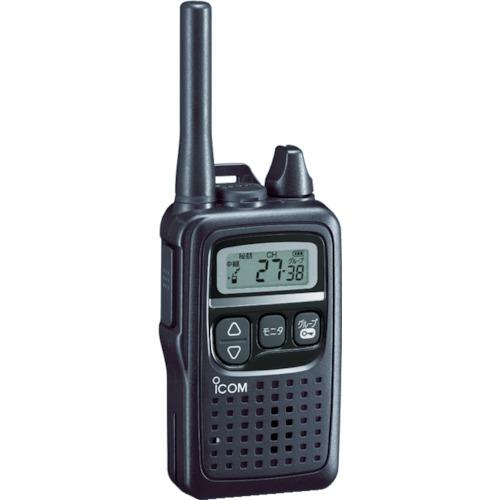 アイコム 特定小電力トランシーバー ブラック IC-4300